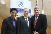 Sur la photo: le pdg de l'hôpital d'Ottawa,... (Patrick Woodbury, Le Droit) - image 4.0