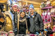 Les marchés de Noël ponctuent le temps des Fêtes et favorisent les achats... - image 3.0