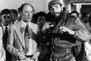 Fidel Castro en compagnie de Pierre-Elliott Trudeau, en... (Photo archives La Presse Canadienne) - image 1.0