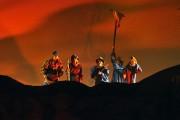 La musique de La Fabuleuse histoire d'un Royaume... (Archives Le Progrès-Dimanche, Rocket Lavoie) - image 1.0