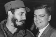 Fidel Castro et Claude Dupras,président de la Jeune... (Archives La Presse, Paul-Henri Talbot) - image 3.0