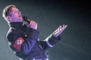 Sylvain Auclair interprète Pink, l'alter ego du bassiste... (Photo Le Progrès-Dimanche, Michel Tremblay) - image 2.1