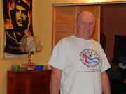Le président de l'Association québécoise des amis de... (Photo fournie par Michael Walsh) - image 1.0