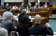 Le maire Bernard Sévigny estime que les discussions... (Spectre Média, Maxime Picard) - image 1.0