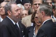 Fidel Castro et Jean Chrétien, alors premier ministre... (Archives, La Presse) - image 2.0