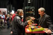 Le Salon des métiers d'art de Trois-Rivières.... (Olivier Croteau, Le Nouvelliste) - image 2.0