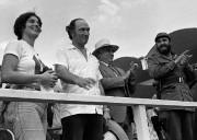 Pierre Elliott et Margaret Trudeau ont rendu visite... (ARCHIVES PC) - image 2.0