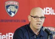 Le directeur général des Panthers de la Floride,... (Photo Alan Diaz, archives AP) - image 1.0