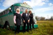 Chantal Pary, André Lejeune et Claudette Dion partiront... (PHOTO MARTIN CHAMBERLAND, LA PRESSE) - image 4.0