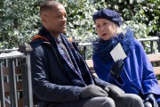 Will Smith et Helen Mirren dans Collateral Beauty.... (Photo fournie par Warner Bros.) - image 2.0