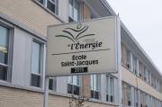 L'école Saint-Jacques... (Sylvain Mayer, Le Nouvelliste) - image 1.1