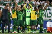 Les jouers de soccer du club brésilien de... (ARCHIVES REUTERS) - image 5.0