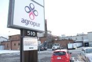 Agropur travaille sur «un des plus gros chantiers... (Photo Archives La Presse) - image 1.1
