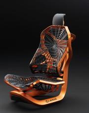 Ce prototype de siège Lexus en soie d'araignée... - image 3.0