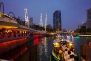 Situé aux abords de la rivière Singapour, ce... (La Presse, Audrey Ruel-Manseau) - image 4.0