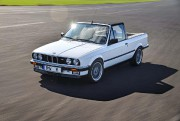 La BMW M3 Pickup... (Photo fournie par le constructeur) - image 1.0