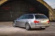 La BMW M3 Touring... (Photo fournie par le constructeur) - image 3.0