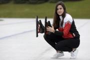 Béatrice Lamarche, une patineuse longue piste de 18... (Le Soleil, Yan Doublet) - image 2.0