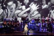 Des projections sont intégrées au spectacle Elvis Experience,... (Archives La Presse) - image 2.0