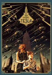 Guilhem et Marazano Les trois fantômes de Tesla,... - image 3.0