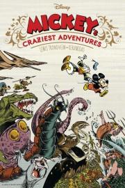 Keramidas, LewisTrondheim Mickey's Craziest Adventures Glénat, 44pages... - image 7.0