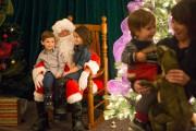 Le père Noël a fait un arrêt à... (Olivier Croteau, Le Nouvelliste) - image 2.0