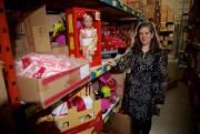 Isabelle Mathieu possède quatre magasins de jouets pour... (Photo André Pichette, La Presse) - image 1.0