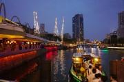 Le Clarke Quay, situé aux abords de la... (Photo Audrey Ruel-Manseau, La Presse) - image 5.0