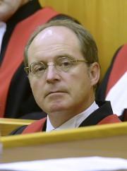 Le juge Paul Dunnigan de la Cour du... (Archives, La Tribune) - image 1.0