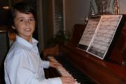 Alain Tremblay accompagnera les chanteurs au piano, le... (Photo courtoisie) - image 1.0