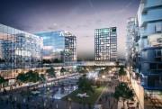 Le projet Solar Uniquartier, de Devimco... (Image fournie par Devimco) - image 1.0