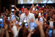 Rodrigo Duterte, président des Philippines... (Photo Vincent Thian, archives Associated Press) - image 1.1