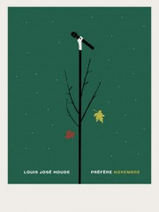 L'affiche du nouveau spectacle de Louis-José Houde est... (Image fournie par la production) - image 2.0