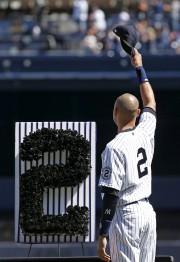Les Yankees ont déclaré que le no2 de... (AP, Kathy Willens) - image 3.0