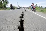 Le séisme de magnitude 6,5 s'est produit à... (REUTERS) - image 2.0