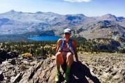 Rachel Paquette au lac Tahoe, en Californie, après... (Photo fournie par Rachel Paquette) - image 5.0