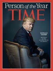 Le magazineTimea désigné mercredi Donald Trump «Personnalité de... (PHOTO AP) - image 1.0