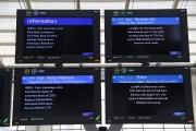 Hier, c'était pire, plusieurs lignes de trains urbains... (AFP) - image 5.0