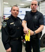 Le capitaine à la gendarmerie, Patrick Roy, etle... (Spectre Media, Jessica Garneau) - image 1.0