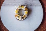 Dans le dessert à la courge,un anneau de... (Photo Alison Slattery, fournie par le restaurant Chasse-galerie) - image 3.0