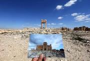 L'EI avait occupé le site antique de Palmyre,... (AFP) - image 3.0