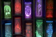 Marie Morin fabrique des lampes Percé-Ide à partir... (Le Soleil, Yan Doublet) - image 4.0