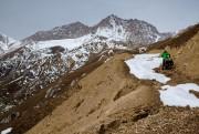 Au Kirghizistan, j'ai poussé mon vélo dans la... (Photo Jonathan B. Roy, Collaboration spéciale) - image 3.0
