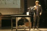 Luc Langevin se définit comme uncréateur d'illusions, un... (PhotoSébastien Raymond, fournie par la production) - image 2.0