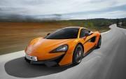 Une McLaren 570S. Photo: McLaren... - image 1.0