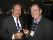 On aperçoit Jean Poliquin, président du conseil d'administration... (Marc Rochette) - image 2.0