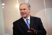 Le gouverneur du Texas, Greg Abbott, est catégoriquement... (PhotoMichael Nagle, archives Bloomberg) - image 1.0