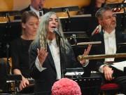 Lors de la cérémonie, la chanteuse américaine Patti... (PHOTO JESSICA GOW, AFP/AGENCE TT) - image 1.0