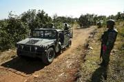 Le déploiement permanent des forces armées avait été... (AFP) - image 2.0