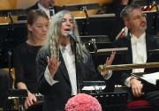 Lors de la cérémonie, la chanteuse américaine Patti... (AP) - image 2.0